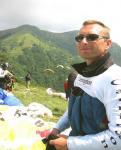 Na paraglidingových závodech